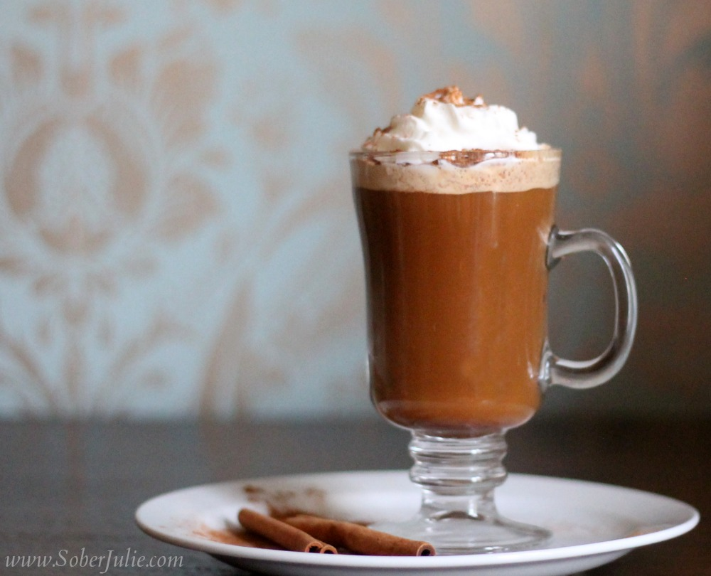 Cinnamon Dolce Latte recipe a