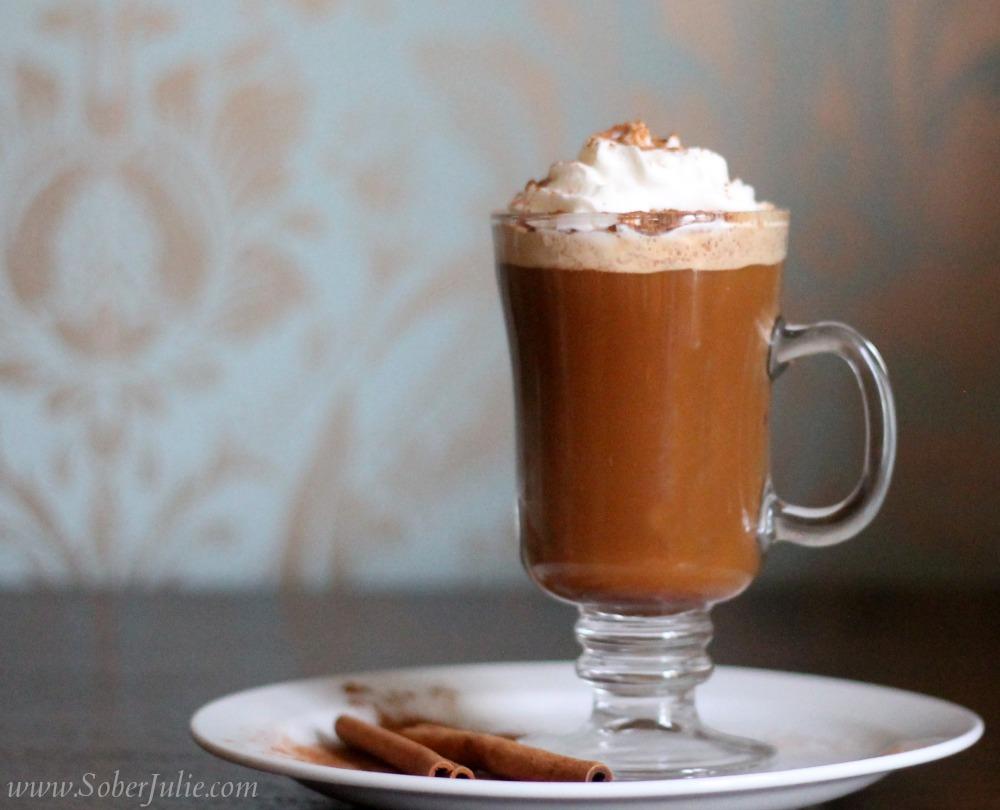 Cinnamon Dolce Latte recipe a