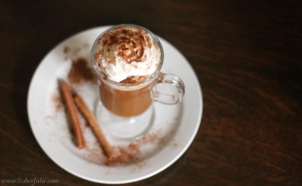 Cinnamon Dolce Latte slider