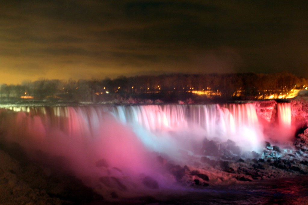 Niagara Falls Winter Festival Of Lights Set To Begin Sober