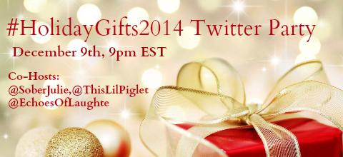 #HolidayGifts2014