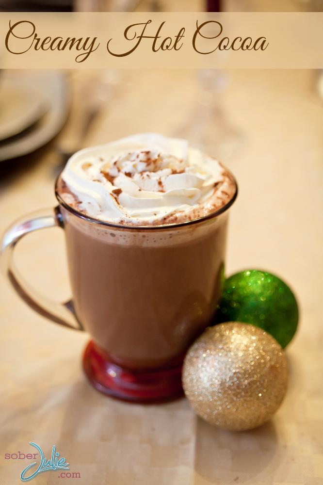 creamy hot cocoa recipe wm