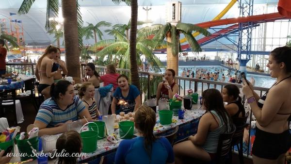 fallsview waterpark niagara birthday party