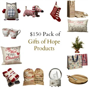 gifts of hope prize Twitter Party