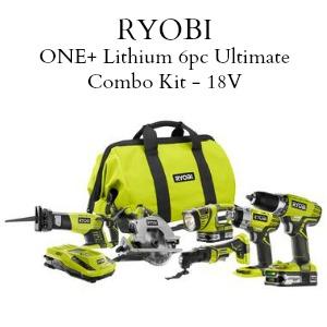 ryobi combo kit