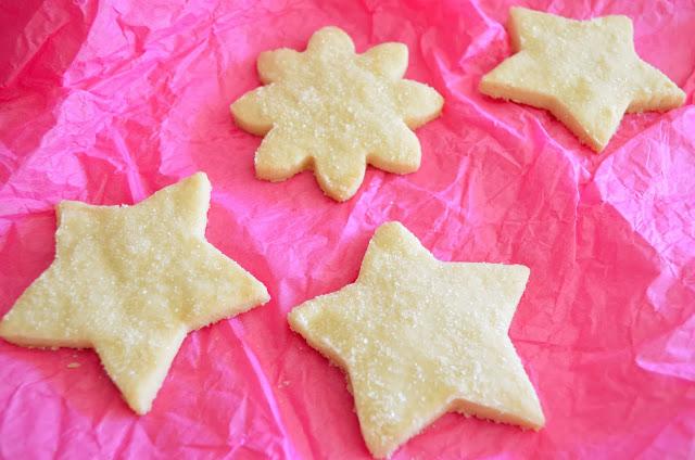 Club House Shortbread Cookies