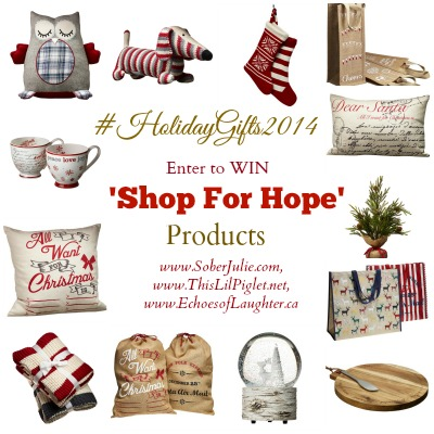 Shop For Hope Graphic