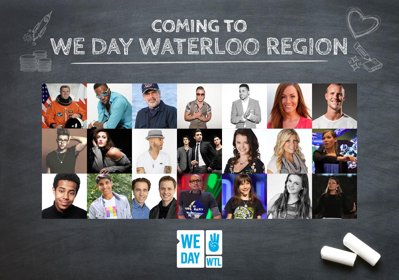 WeDay 2014 Talent