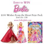 Barbie Wishes from the Heart GIVEAWAY #BarbieWishes