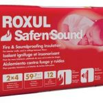 Insulation Makes the Difference – Can you say sound barrier?