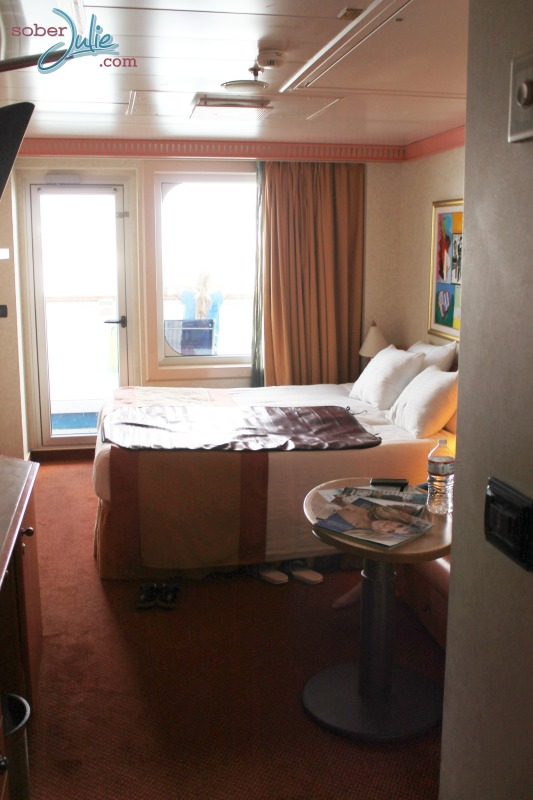 Carnival Cruise Liberty Balcony Room