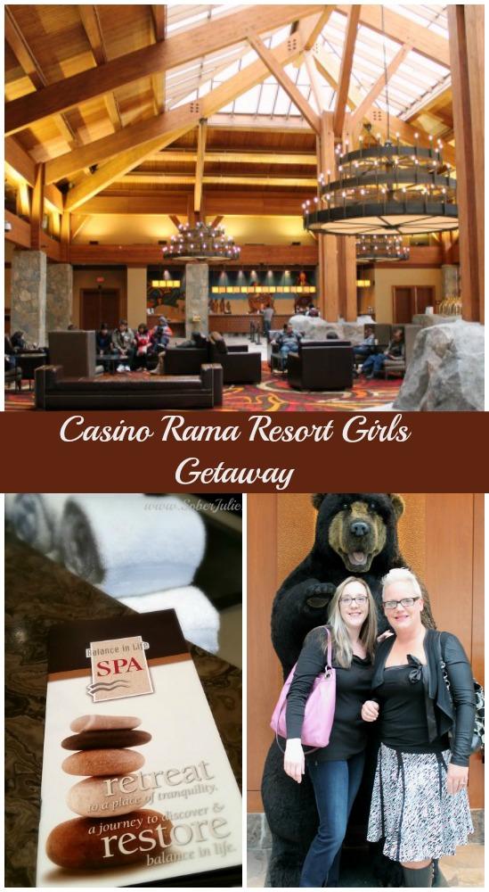 casino rama resort girls getaway