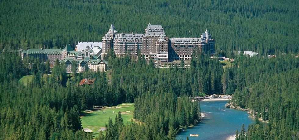 Photo Courtesy of Fairmont Banff Springs