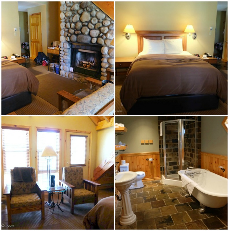 Buffalo Mountain Lodge Banff Premier Room