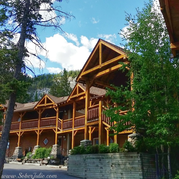 Buffalo Mountain lodge Banff