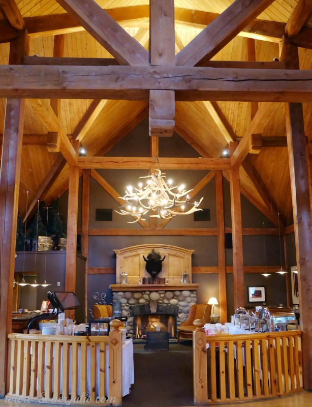 buffalo mountain lodge lounge