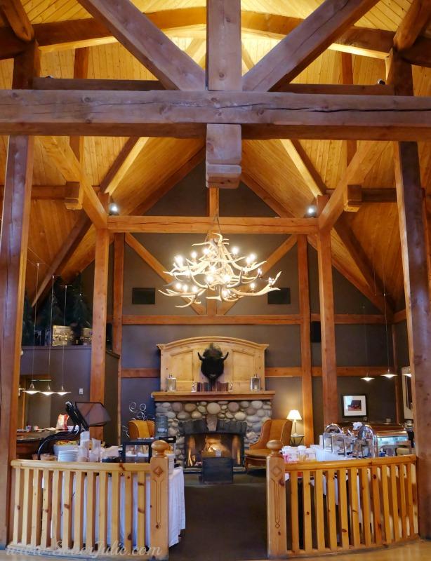 buffalo mountain lodge lounge