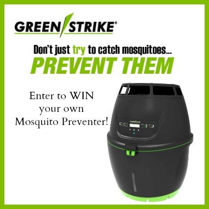 green strike giveaway