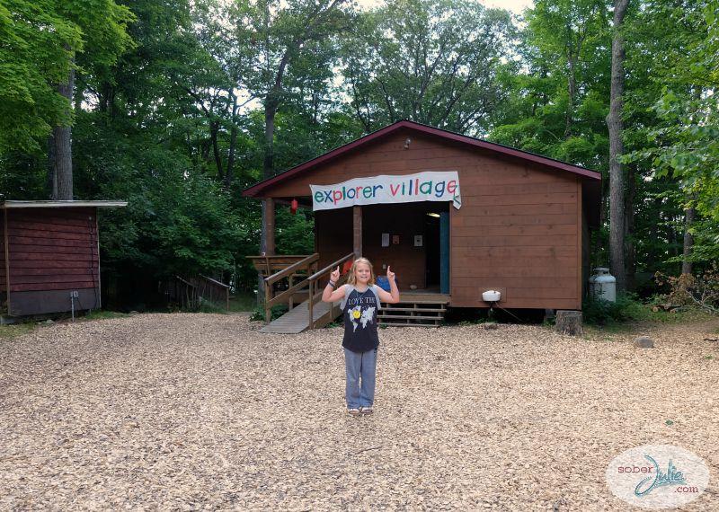 ontario pioneer camp explorer village