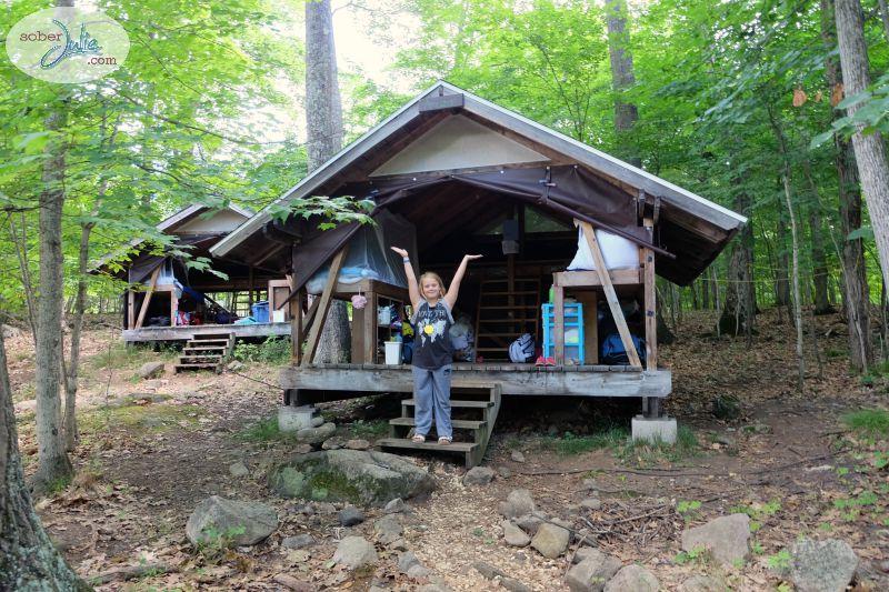 ontario pioneer camp open air chalet