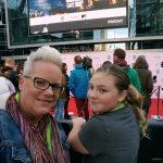 Taking my Girl to We Day with Team Telus