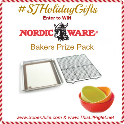 Nordic ware Giveaway