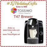Tassimo Holiday Giveaway #SJHolidayGifts