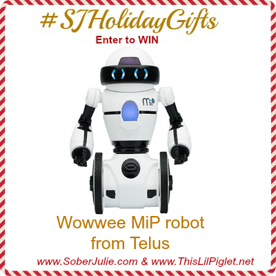 Telus MiP Robot Giveaway