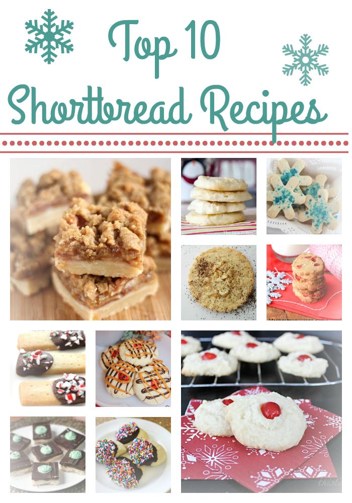 Top 10 Shortbread Recipes
