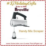 Kit Out Your Kitchen with Breville for the Holidays & Giveaway #SJHolidayGifts