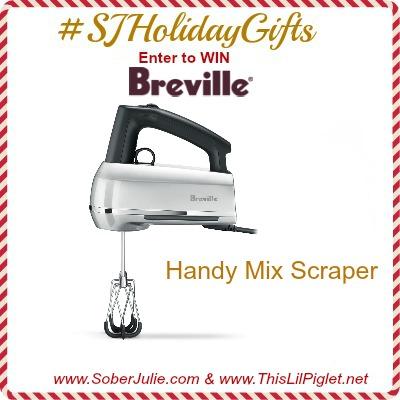 Breville Robot Giveaway