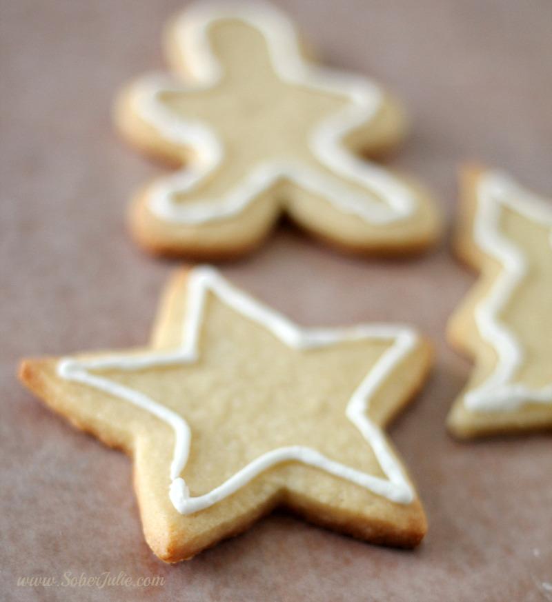 easy sugar cookie recipe close