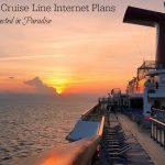 Carnival Cruise Line Internet Plans