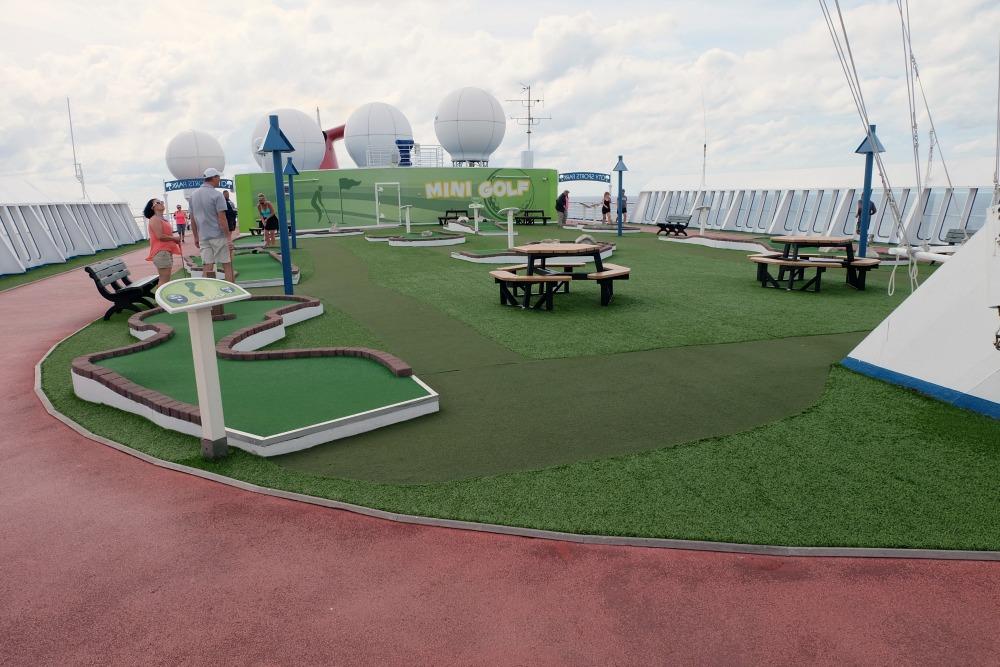 carnival ecstasy sports park track