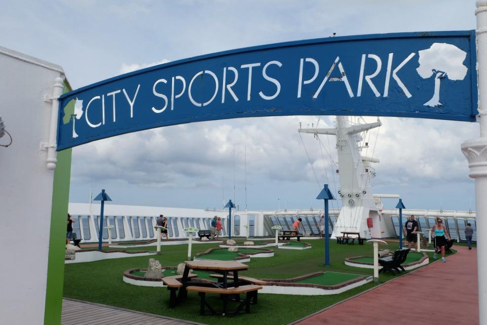 carnival ecstasy sports park