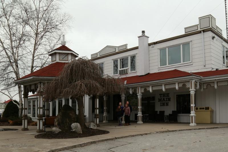 Fern Resort main inn