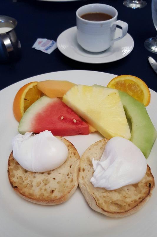 fern resort breakfast