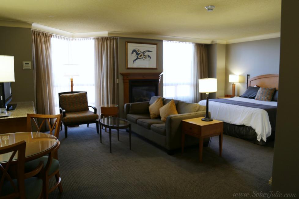 soberjulie casino rama deluxe king suite