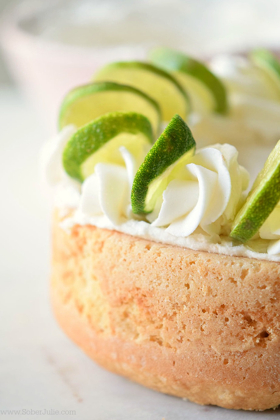 Key Lime Pie Cake dessert wm