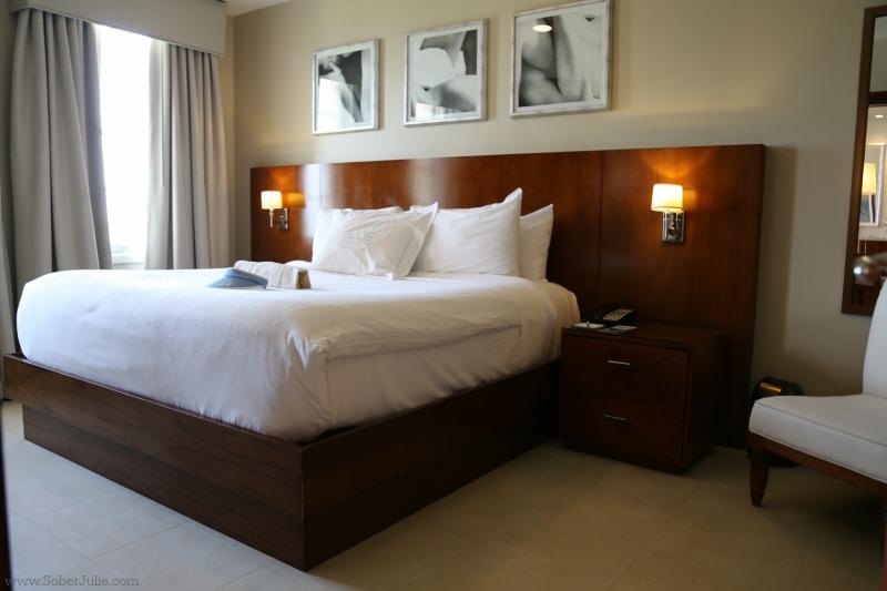 blue haven resort turks and caicos bedroom