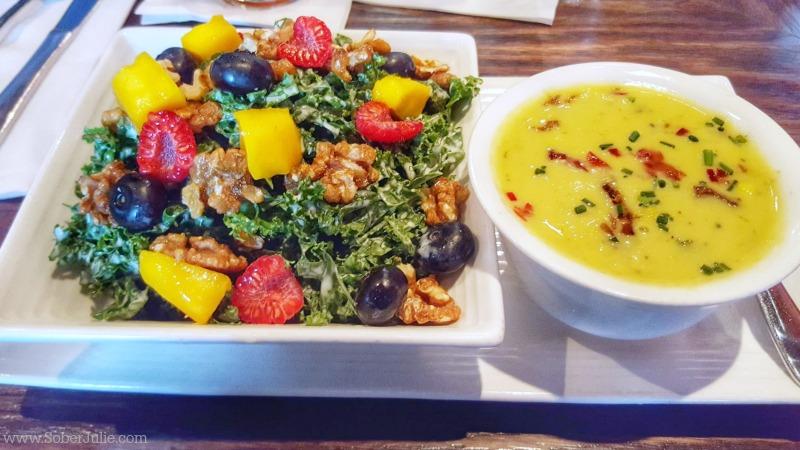 carmens lunch bar pensacola kale salad