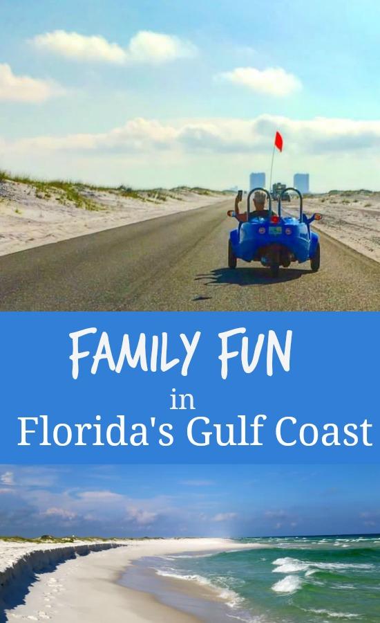 family fun florida gulf coast