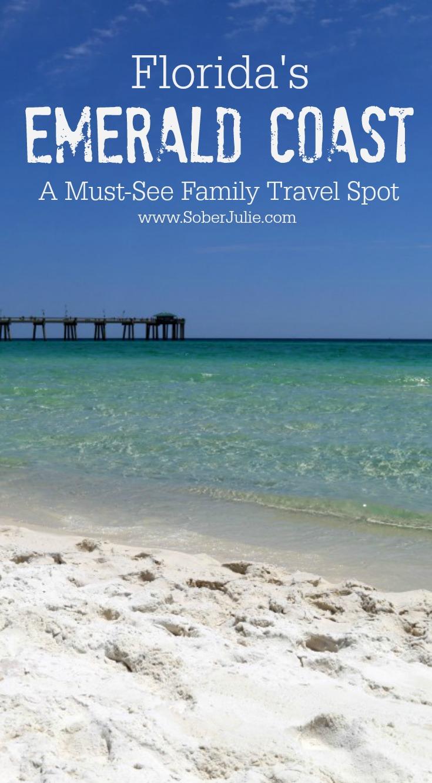 Florida Emerald Coast Family Travel