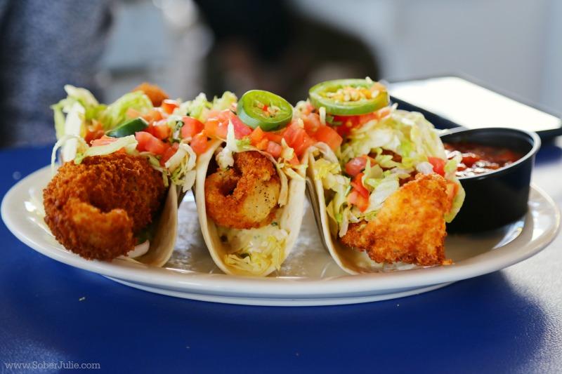 flounders chowder house pensacola tacos