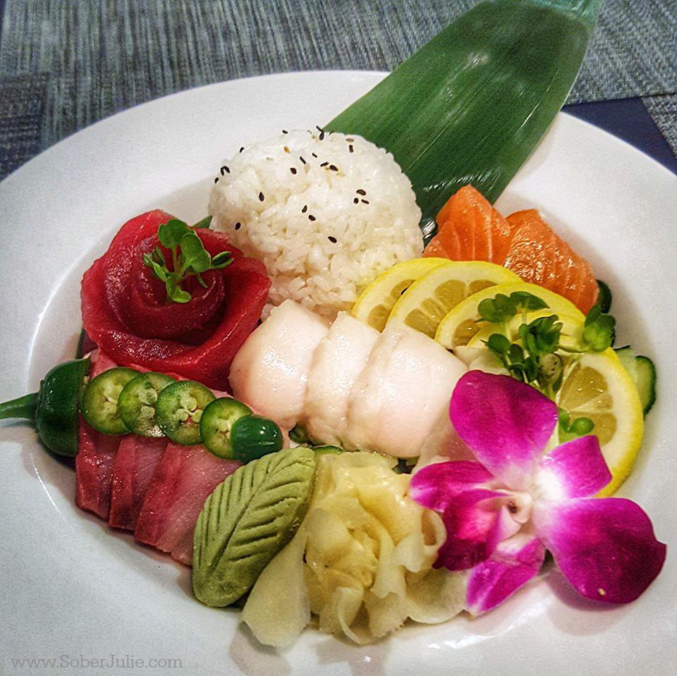 h2o pensacola sushi