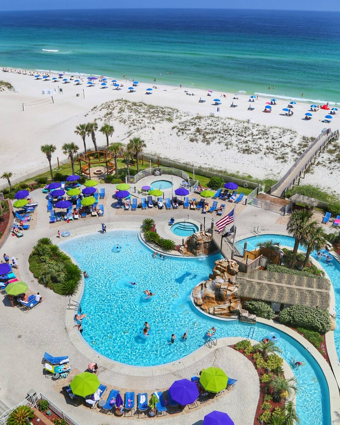 holiday inn pensacola beach