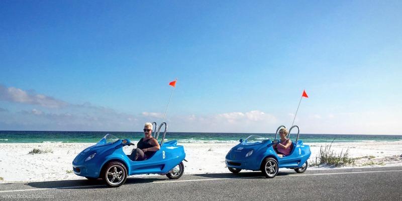 pensacola beach tour