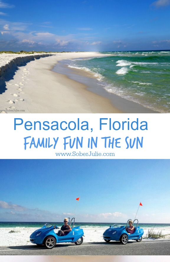 pensacola florida family travel