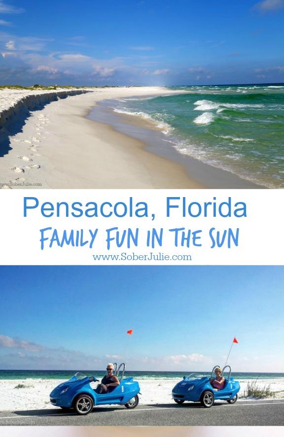 pensacola florida family travel
