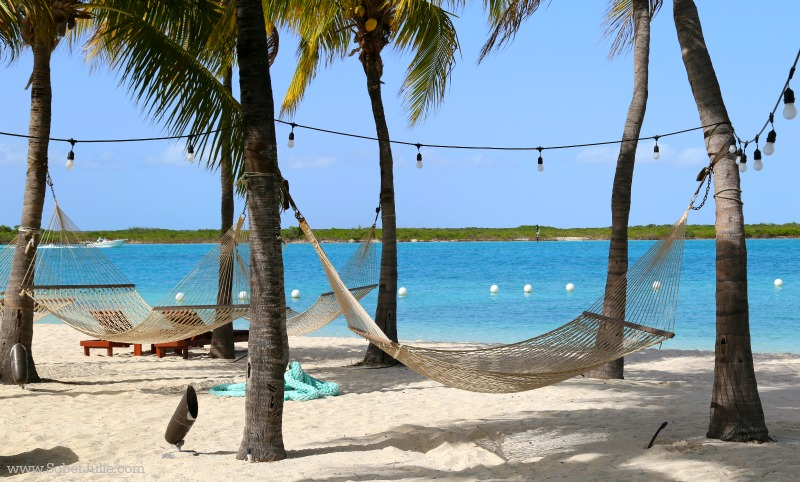 Blue Haven Turks and Caicos hammock